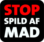 stop spild af mad